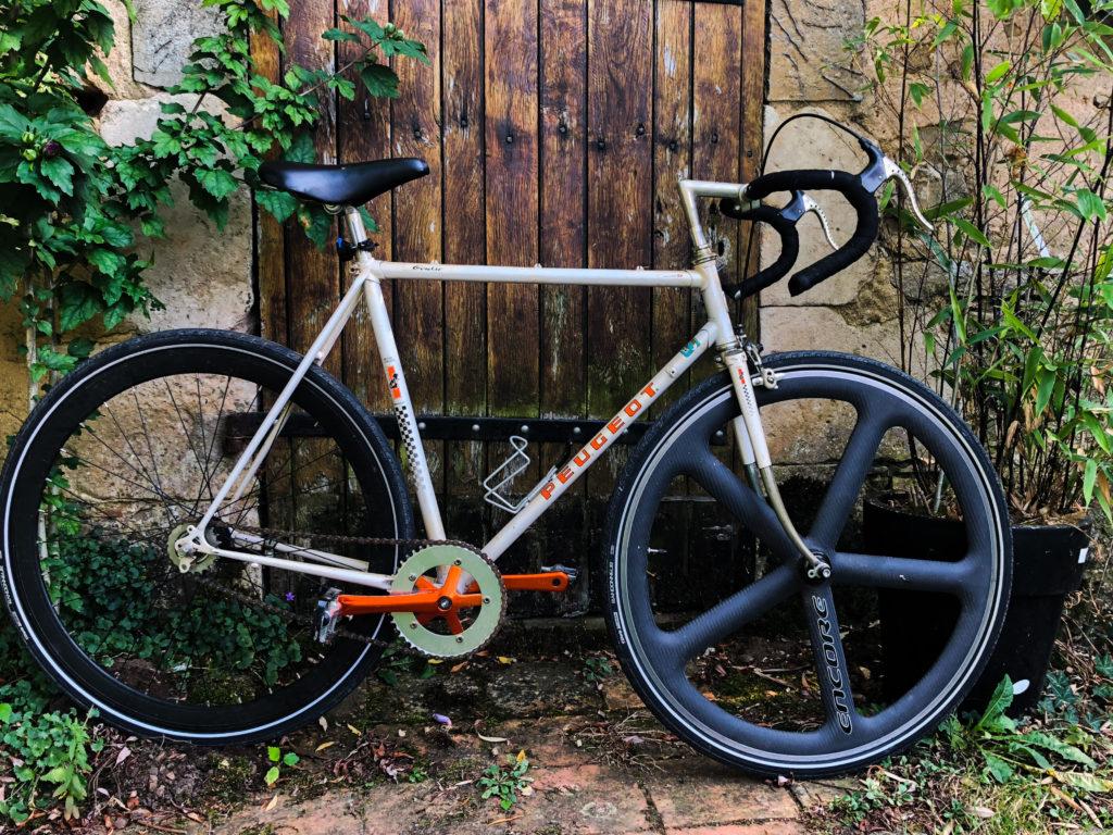 vélo urbain fixie pignon fixe singlespeed