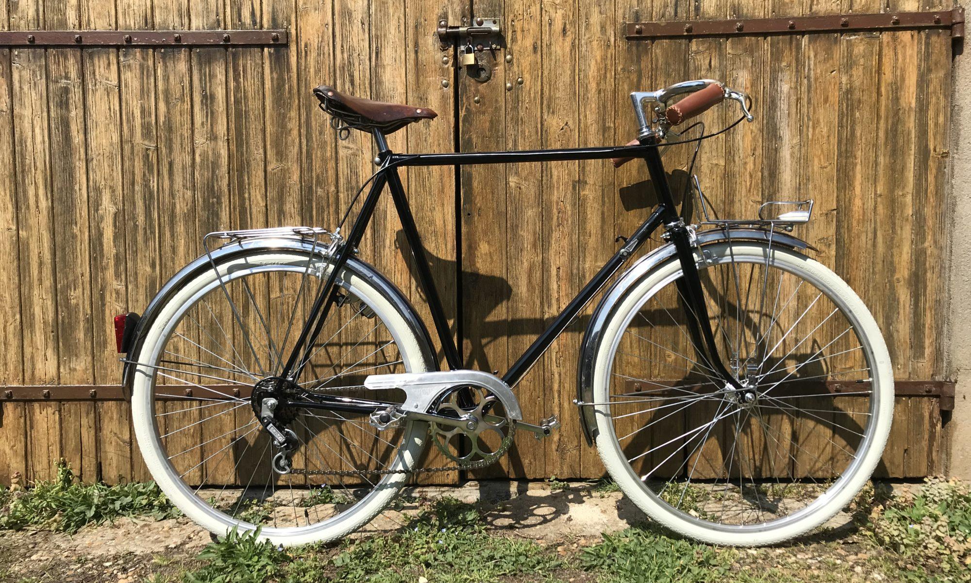 Restauration vélo vintage