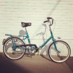 "Vélo Peugot Pliant ""Week end"" HP22"